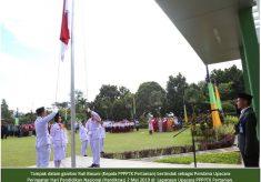 PPPPTK Pertanian Melaksanakan Upacara Bendera Hari Pendidikan Nasional 2 Mei Tahun 2019