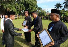 PPPPTK Pertanian Berikan Penghargaan Anugerah Kinerja Kepada 3 Orang Pegawai PPPPTK Pertanian Cianjur