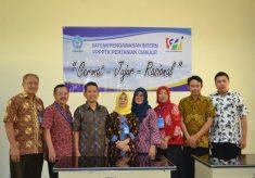 "Tim SPI PPPPTK BOE Malang Lakukan ""Benchmarking"" Kepada Tim SPI PPPPTK Pertanian Cianjur"