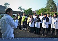 Subbag Tata Usaha dan Rumah Tangga PPPPTK Pertanian Lakukan Apel Pagi Setiap Hari Senin