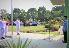 Keluarga Besar PPPPTK Pertanian Peringati Hari Pahlawan 10 November 2019