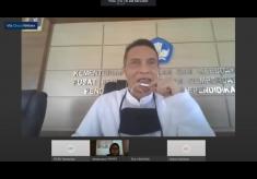 Kepala PPPPTK Pertanian Menutup Diklat Daring Guru SMK Pertanian dan Teknik Kimia Angkatan 3