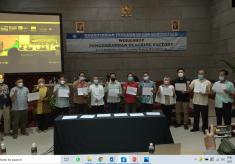 Sesditjen Diksi Kemendikbudristek Membuka Workshop Pengembangan Teaching Factory SMK