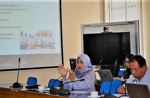Soasialisasi Informasi Tentang Optimalisasi Pemberdayaan Peran Widyaiswara dan PTP