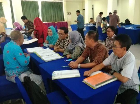 Finalisasi Uji Kompetensi Teknis Bagi Asesor LSP P2 PPPPTK Pertanian