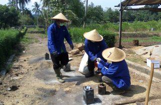 Pemanggilan Peserta Diklat Keahlian Ganda Bidang Pertanian Pelaksanaan In Service Training (In – 1)
