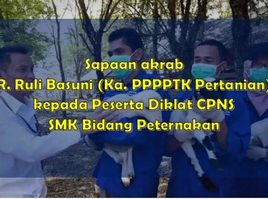 CPNS SMK Bidang Peternakan