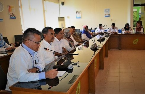 Biro Umum dan Ditjen GTK Lakukan Pendampingan Penataan Arsip Dinamis Pada PPPPTK Pertanian