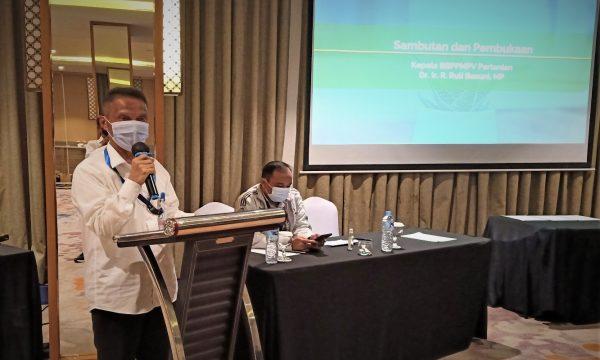 BBPPMPV Pertanian selenggarakan Rapat Koordinasi Link and Match dengan DUDI Bidang Agribisnis