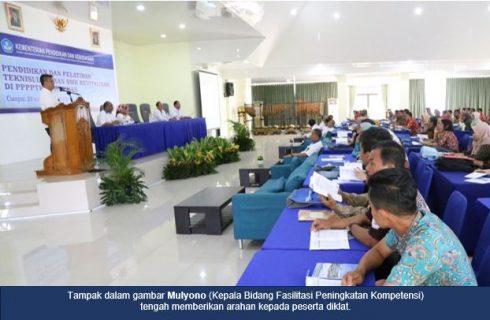 Pendidikan dan Pelatihan Teknisi/Laboran Bagi Pendidik dan Tenaga Kependidikan (PTK) SMK Revitalisasi di PPPPTK Pertanian Cianjur