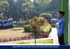 Keluarga Besar PPPPTK Pertanian Peringati Hari Kesaktian Pancasila