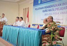 PPPPTK Pertanian Cianjur Melaksanakan Pelatihan Pembentukan Instruktur PKP Guru Mata Pelajaran Adaptif