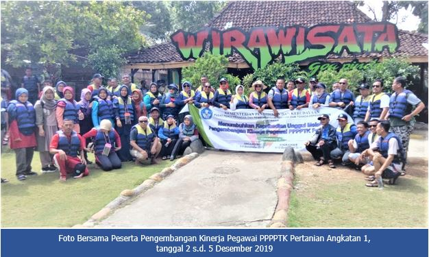 Pengembangan Kinerja Pegawai PPPPTK Pertanian 2019