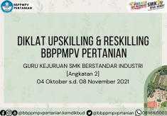 Pelatihan Upskilling dan Reskilling Guru Kejuruan SMK Berstandar Industri (Angkatan 2)